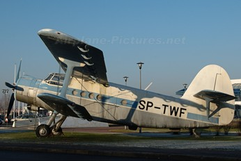 SP-TWF - Polish Air Navigation Services Agency - PAZP Antonov An-2