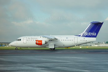 OH-SAK - Air Botnia British Aerospace BAe 146-200/Avro RJ85
