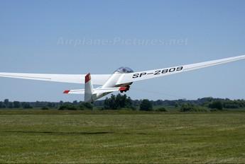SP-2809 - Aeroklub Wroclawski PZL SZD-9 Bocian