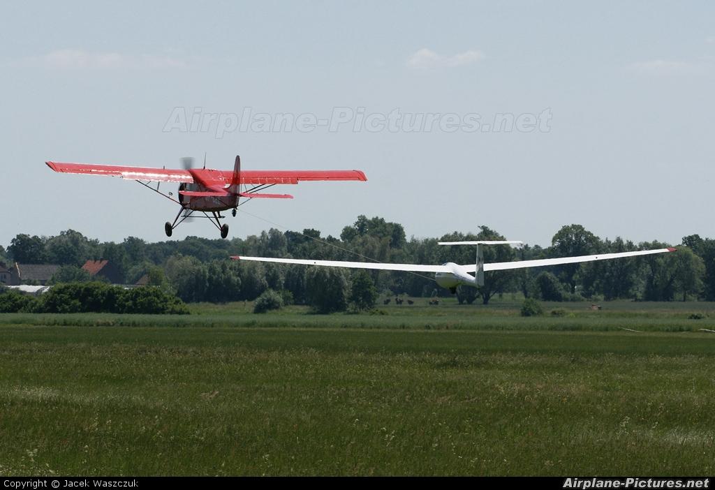Aeroklub Wroclawski SP-CEE aircraft at Wroclaw - Szymanow