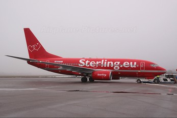 N497TF - Sterling Boeing 737-700