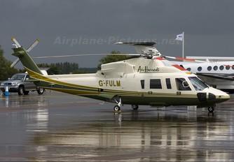 G-FULM - Air Harrods Sikorsky S-76