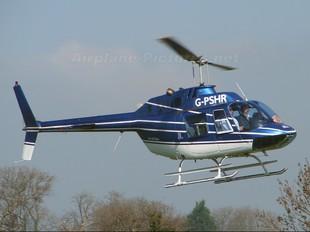 G-PSHR - Private Bell 206B Jetranger III