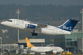 OH-SAO - Blue1 British Aerospace BAe 146-200/Avro RJ85