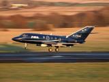 G-FRAK - FR Aviation Dassault Falcon 20 aircraft