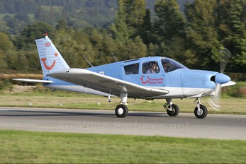 G-OIBO - Thomson/Thomsonfly Piper PA-28 Cherokee
