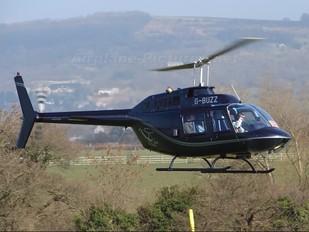 G-BUZZ - Private Bell 206B Jetranger