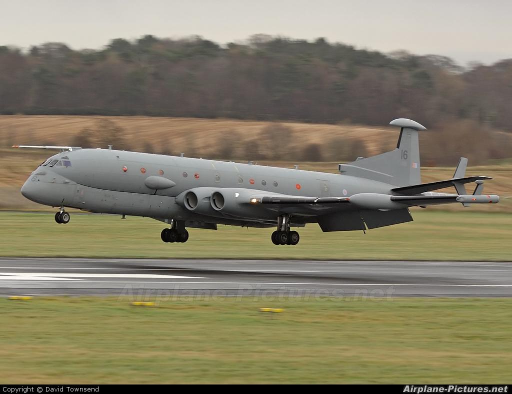 Royal Air Force ZJ516 aircraft at Prestwick