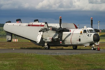 162157 - USA - Navy Grumman C-2 Greyhound
