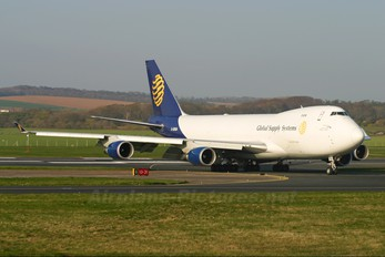 G-GSSA - Global Supply Systems Boeing 747-400F, ERF