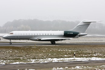 G-XXRS - TAG Aviation Bombardier BD-700 Global Express