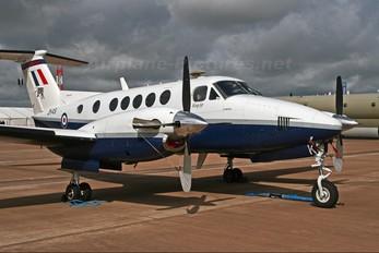 ZK451 - Royal Air Force Beechcraft 200 King Air
