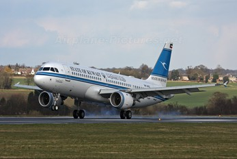 9K-AKD - Kuwait - Government Airbus A320
