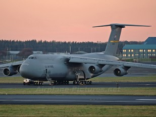 85-0009 - USA - Air Force Lockheed C-5B Galaxy