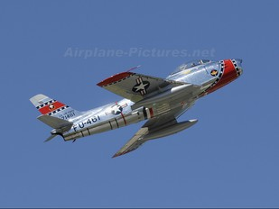 N186FS - Private Canadair CL-13 Sabre (all marks)