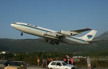RA-86121 - KrasAir Ilyushin Il-86