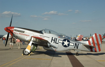 N51AB - Private Commonwealth Aircraft Corp CA-18 Mustang (P-51D)