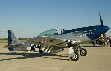 NL851D - Private North American P-51D Mustang