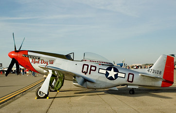 NL334FS - Private North American P-51D Mustang