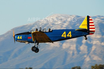 N641BP - Private Fairchild PT-19