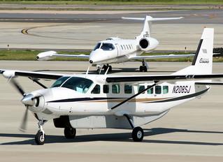 N208SJ - Private Cessna 208 Caravan