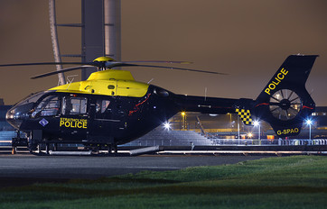 G-SPAO - UK - Police Services Eurocopter EC135 (all models)