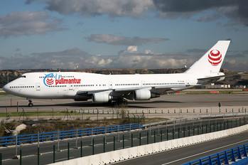 EC-IOO - Air Pullmantur Boeing 747-300