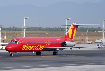 ZS-NNN - 1Time McDonnell Douglas DC-9