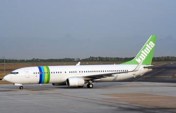 PH-HZM - Kulula.com Boeing 737-800