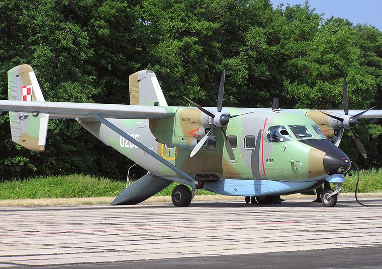 Poland - Air Force 0205 aircraft at Off Airport - Poland