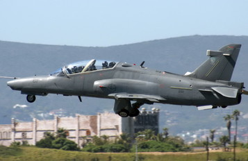 261 - South Africa - Air Force British Aerospace Hawk 120