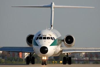 I-DANV - Alitalia McDonnell Douglas MD-82