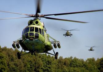 610 - Poland - Army Mil Mi-8T