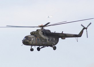 0803 - Czech - Air Force Mil Mi-17