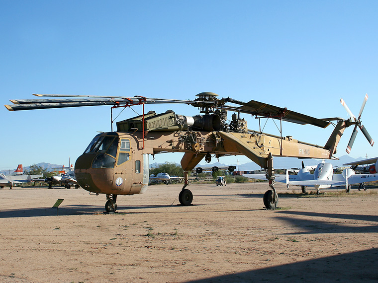 USA - Army 68-18437 aircraft at Tucson - Pima Air & Space Museum