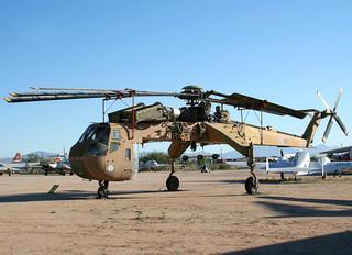 68-18437 - USA - Army Sikorsky CH-54 Tarhe/ Skycrane