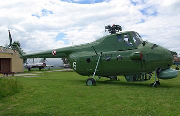 617 - Poland - Navy Mil Mi-4ME