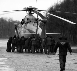 5528 - Poland - Navy Mil Mi-8MTV-1
