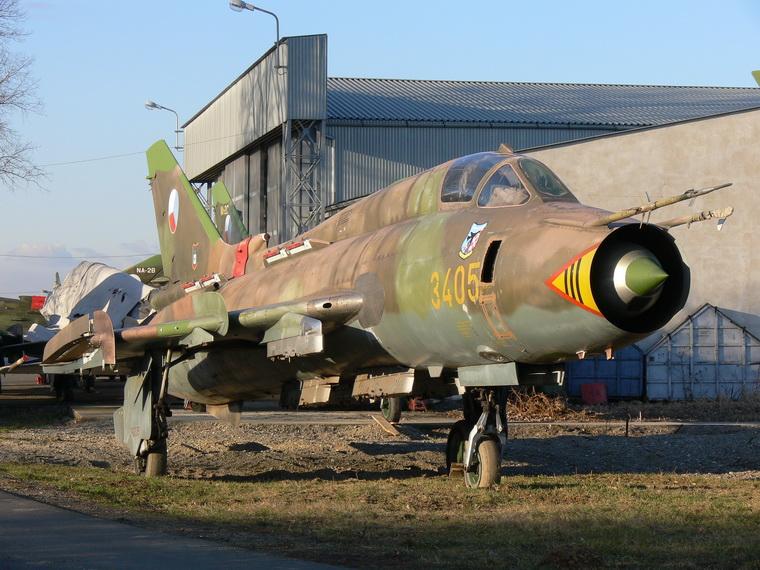 Czech - Air Force 3405 aircraft at Přerov