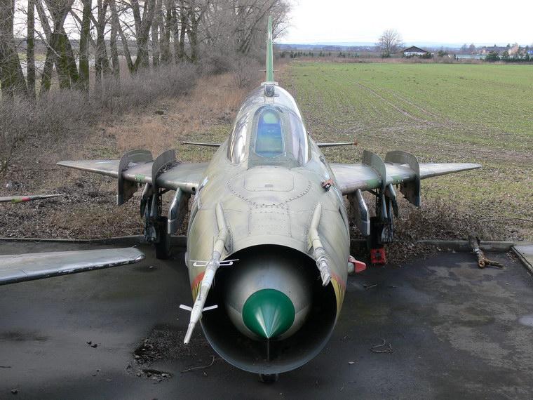 Czech - Air Force 3704 aircraft at Přerov