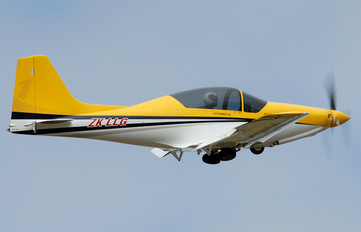 ZK-LLG - Private Falcomposite Furio LN27 RG