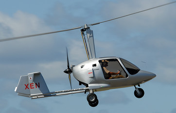 ZK-XEN - Private Celier Xenon
