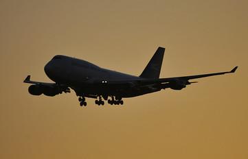 LV-BBU - Aerolineas Argentinas Boeing 747-400