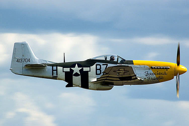 G Btcd Private North American P 51d Mustang At Duxford