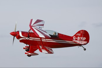 G-BYIP - Private Pitts S-2A Special