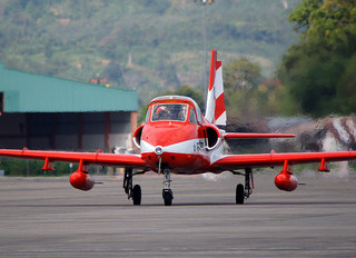 - - India - Air Force Hindustan HJT-16 Kiran II