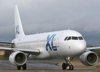 F-GRSE - XL Airways (Excel Airways) Airbus A320