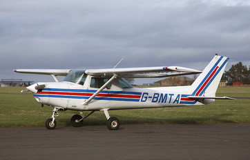 G-BMTA - Leading Edge Cessna 152