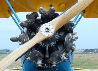 N55097 - Aviation Experience Boeing Stearman, Kaydet (all models)