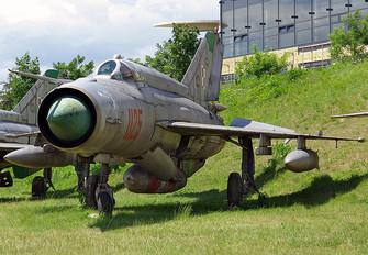 1125 - Poland - Air Force Mikoyan-Gurevich MiG-21R